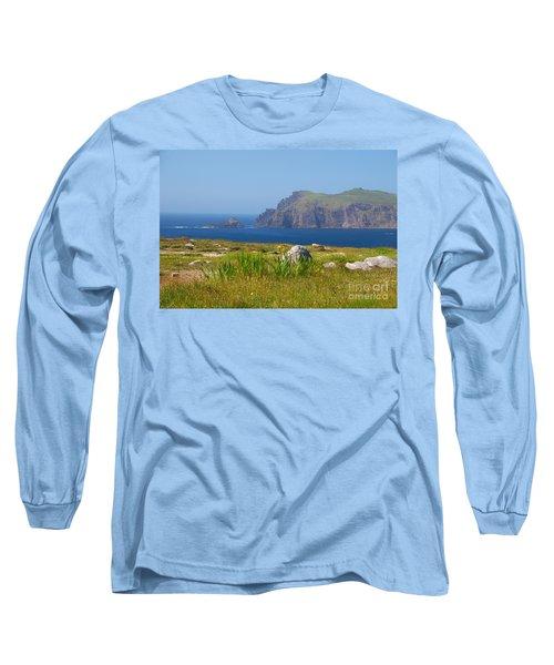 Dingle Coast Long Sleeve T-Shirt
