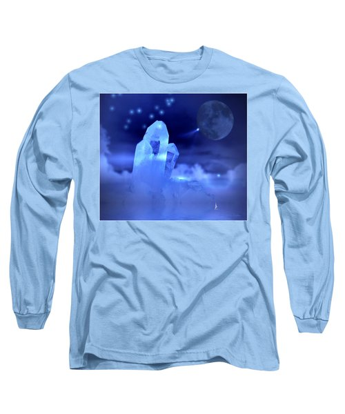 Long Sleeve T-Shirt featuring the photograph Discoveries by Joyce Dickens