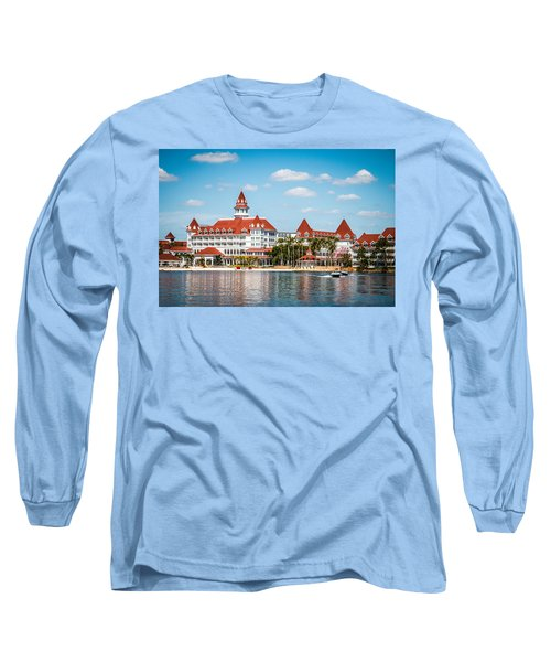 Disney's Grand Floridian Resort And Spa Long Sleeve T-Shirt
