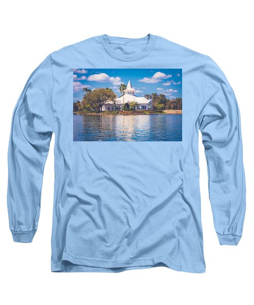 Disney's Wedding Pavilion Long Sleeve T-Shirt