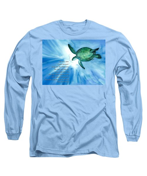 Dive Deep Long Sleeve T-Shirt