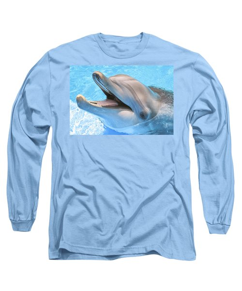 Joyous Smile Long Sleeve T-Shirt