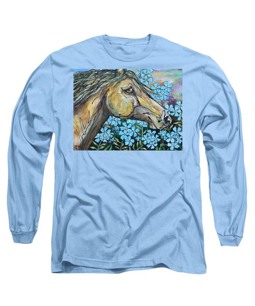 Don't Forget Me Long Sleeve T-Shirt