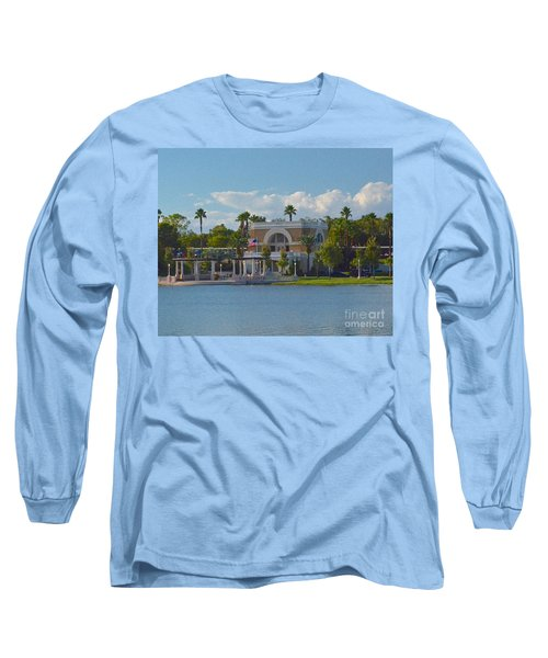 Down By The Station Long Sleeve T-Shirt