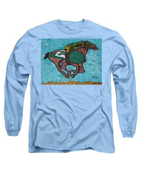 Down The Stretch Long Sleeve T-Shirt