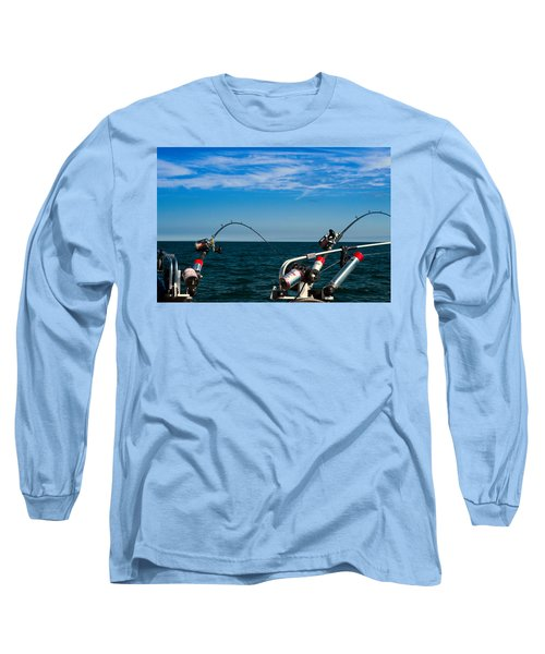 Downriggers Long Sleeve T-Shirt