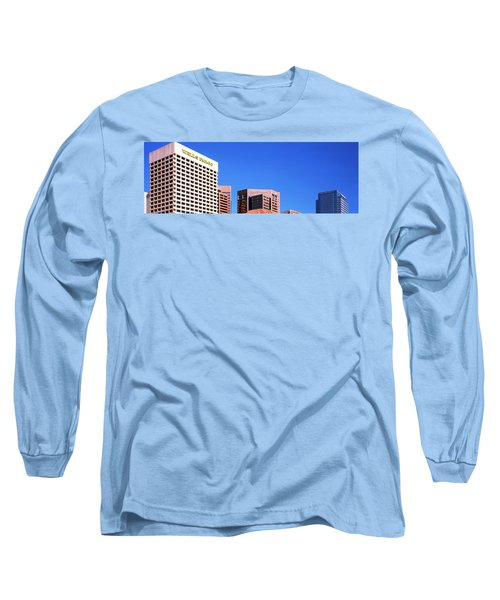Downtown Buildings Of Phoenix, Maricopa Long Sleeve T-Shirt