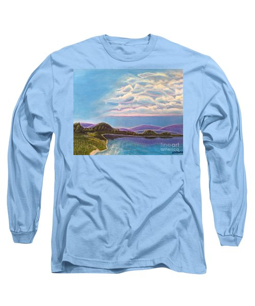 Dreamscapes Long Sleeve T-Shirt by Kimberlee Baxter
