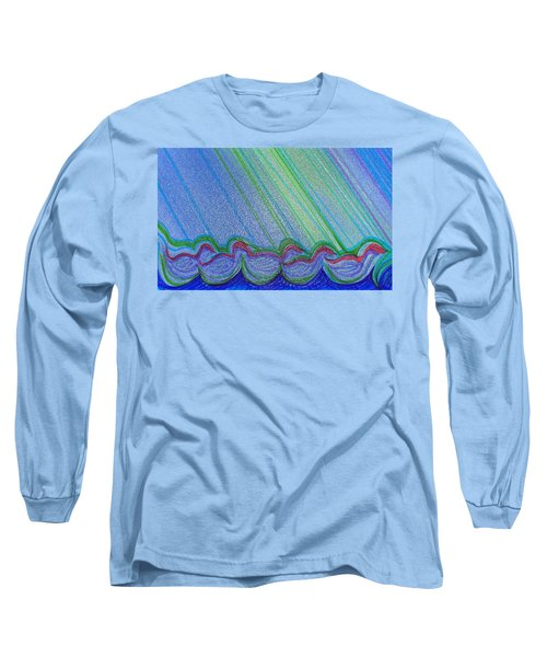 Ducks By Jrr Long Sleeve T-Shirt