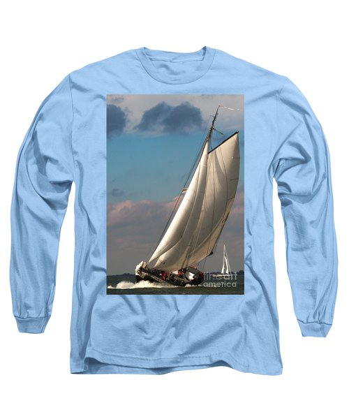 Long Sleeve T-Shirt featuring the photograph Dutch Delight by Luc Van de Steeg