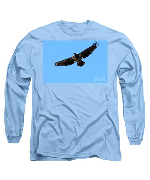 Eagle Wings Long Sleeve T-Shirt
