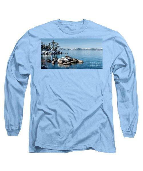 East Shore Snow Long Sleeve T-Shirt