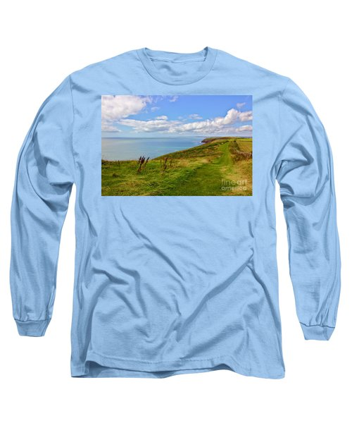 Edge Of The World Long Sleeve T-Shirt