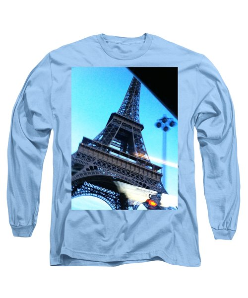 Eiffel In Motion Long Sleeve T-Shirt