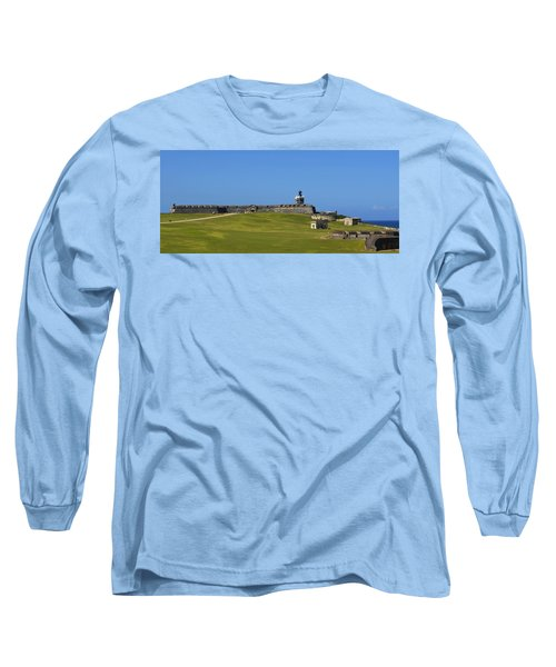 El Morro Panorama Long Sleeve T-Shirt