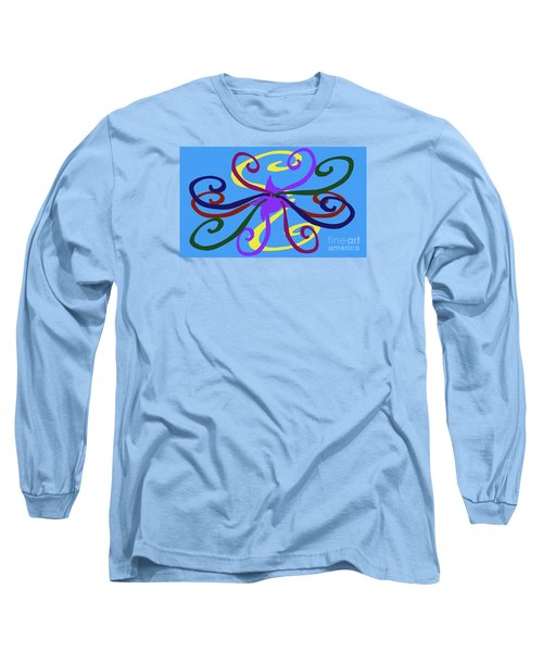 Long Sleeve T-Shirt featuring the photograph Embrace by Tina M Wenger