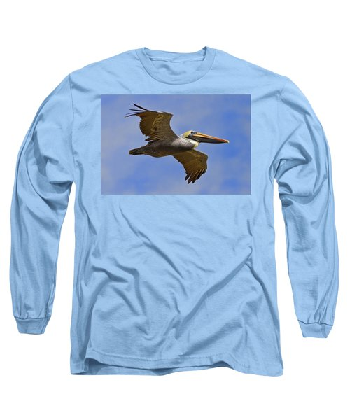 Long Sleeve T-Shirt featuring the photograph Endangered No More by Gary Holmes