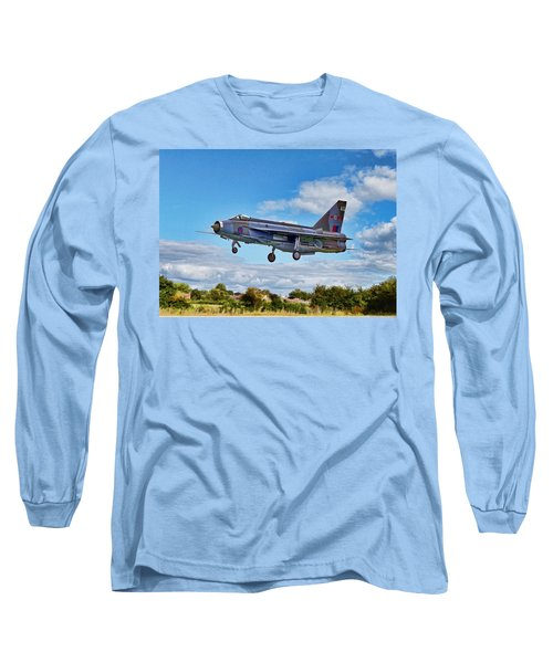 English Electric Lightning Long Sleeve T-Shirt