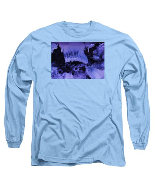 Long Sleeve T-Shirt featuring the photograph Enter The Lair by Sean Sarsfield
