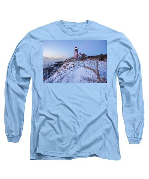 Facing East  Long Sleeve T-Shirt