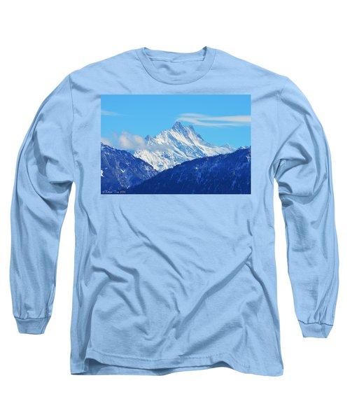 Fairy Tale In Alps Long Sleeve T-Shirt
