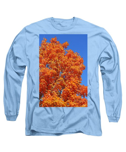 Fall Foliage Colors 18 Long Sleeve T-Shirt