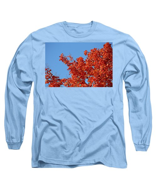 Fall Foliage Colors 20 Long Sleeve T-Shirt