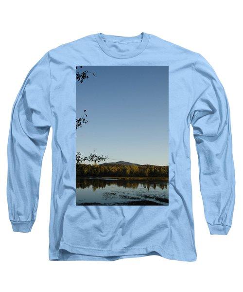 Fall In The Adirondacks Long Sleeve T-Shirt