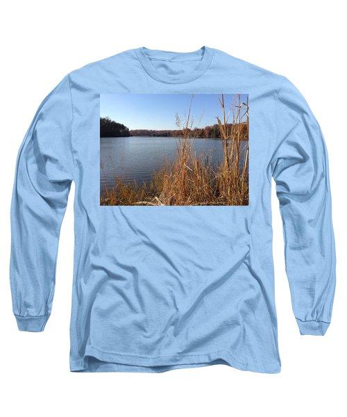 Fall On The Creek Long Sleeve T-Shirt