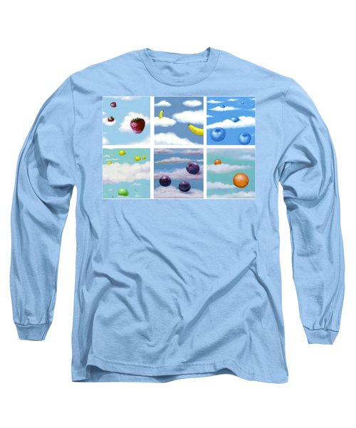Falling Fruit Group Long Sleeve T-Shirt
