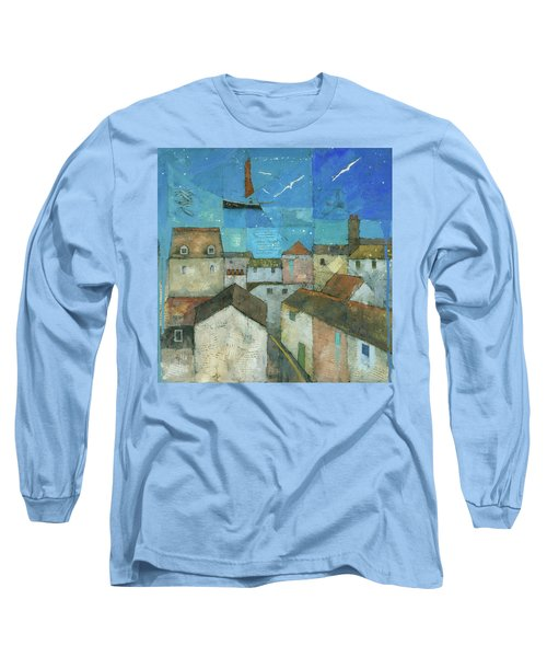 Falmouth Long Sleeve T-Shirt by Steve Mitchell