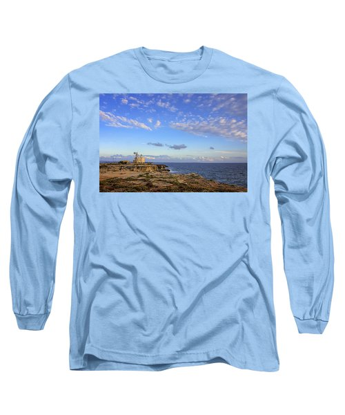 Favignana - Lighthouse Long Sleeve T-Shirt