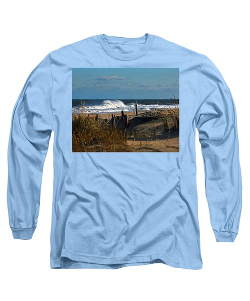 Fenwick Dunes And Waves Long Sleeve T-Shirt