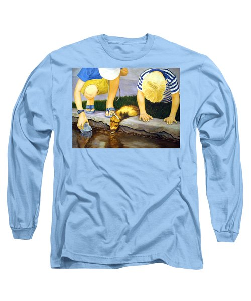 Ferret And Friends Long Sleeve T-Shirt