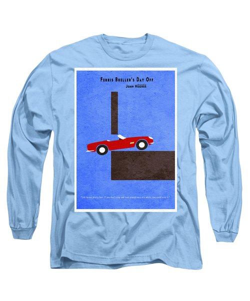 Ferris Bueller's Day Off Long Sleeve T-Shirt