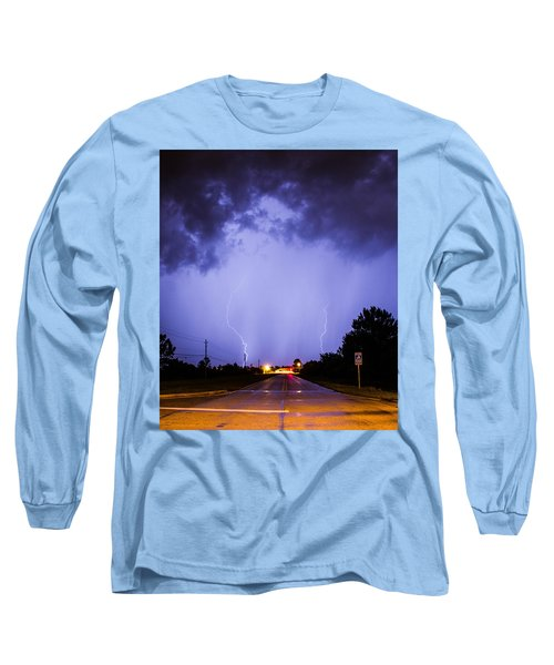 Field Goal Long Sleeve T-Shirt