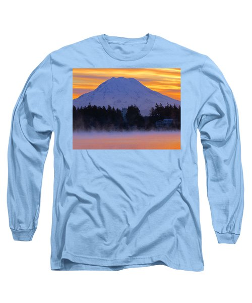 Fiery Dawn Long Sleeve T-Shirt