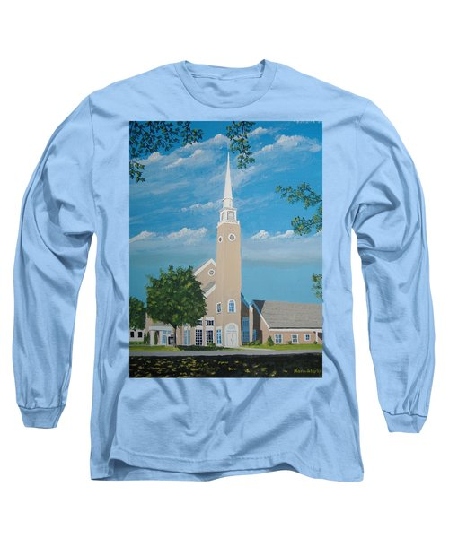 First Congregational Church Long Sleeve T-Shirt