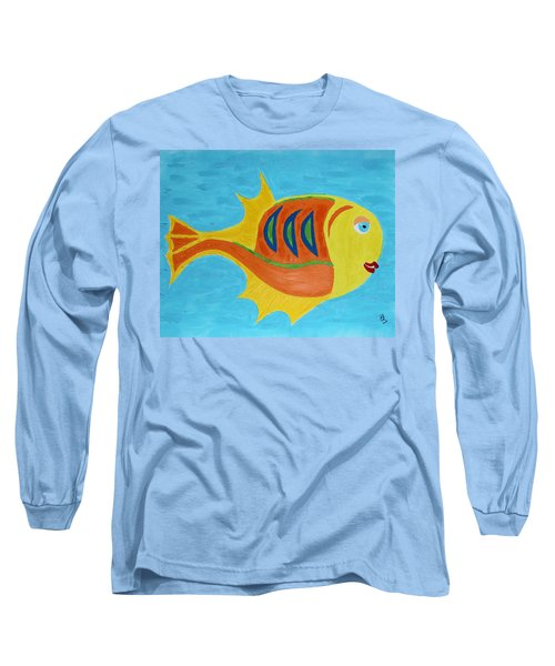 Fishie Long Sleeve T-Shirt