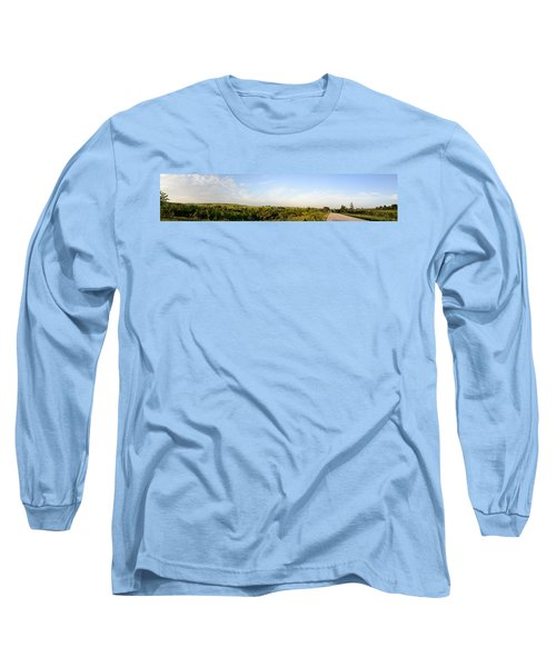 Flint Hills 2 Long Sleeve T-Shirt