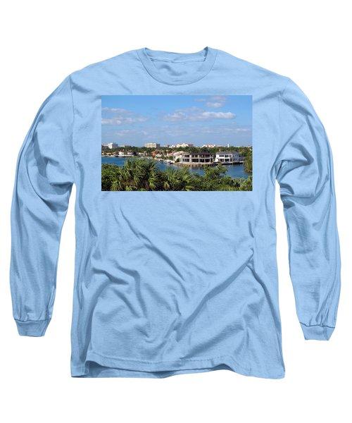 Florida Vacation Long Sleeve T-Shirt by MTBobbins Photography