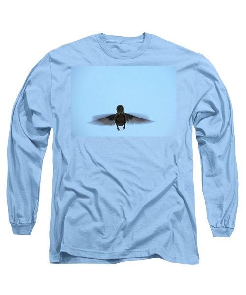Fly Away Home Little Hummingbird Long Sleeve T-Shirt