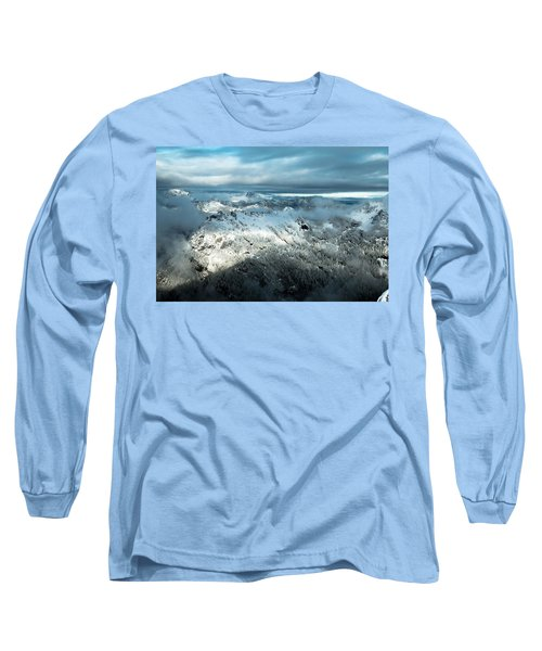 Foggy Ridge Long Sleeve T-Shirt