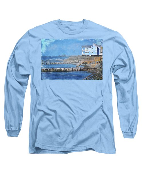 Folly Beach Long Sleeve T-Shirt