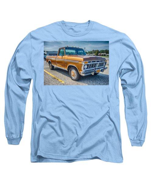Ford F-100 7p00531h Long Sleeve T-Shirt