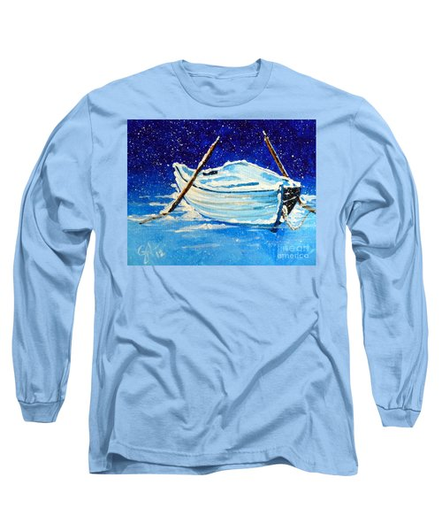 Forgotten Rowboat Long Sleeve T-Shirt