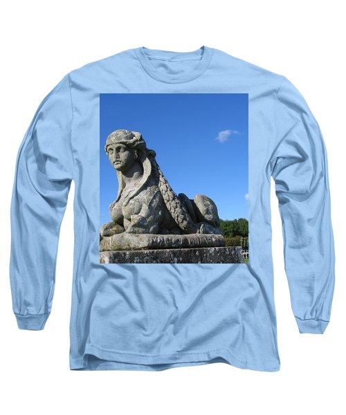 Fountainebleau Twin1 Long Sleeve T-Shirt