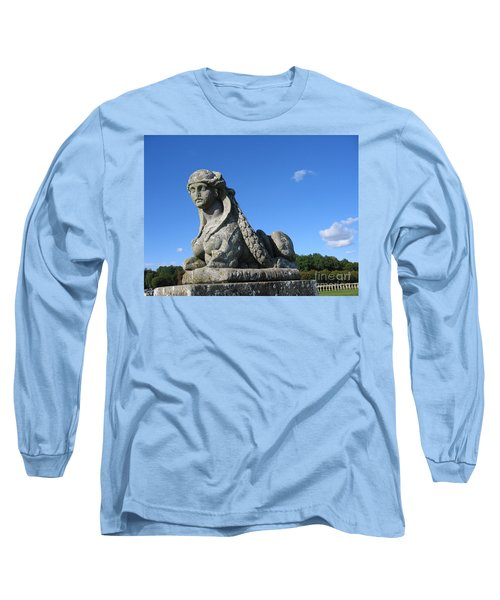 Fountainebleau Twin1 Long Sleeve T-Shirt