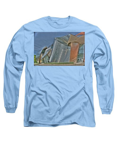 Frank Gehry At Case Western U Long Sleeve T-Shirt