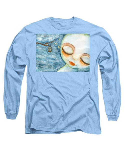 Free Long Sleeve T-Shirt
